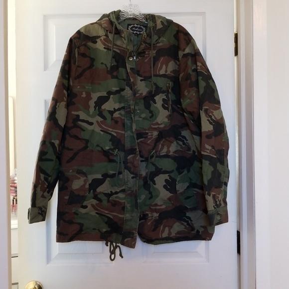 3e741484b7 Ambiance Jackets   Blazers - Brand New W O tags Women s Camo Anorak jacket